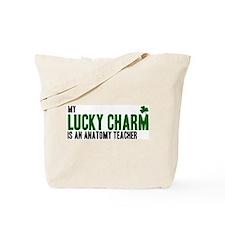 Anatomy Teacher lucky charm Tote Bag
