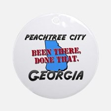 peachtree city georgia - been there, done that Orn