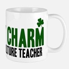Agriculture Teacher lucky cha Mug