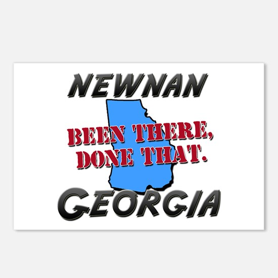newnan georgia - been there, done that Postcards (