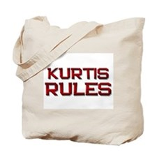 kurtis rules Tote Bag