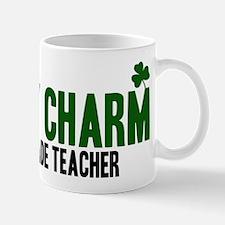 3rd Grade Teacher lucky charm Mug