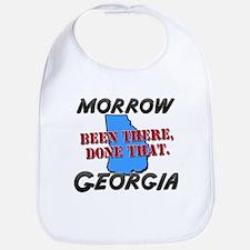 morrow georgia - been there, done that Bib