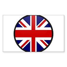 United Kingdom Rectangle Decal