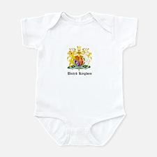 Ukranian Coat of Arms Seal Infant Bodysuit