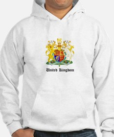 Ukranian Coat of Arms Seal Hoodie