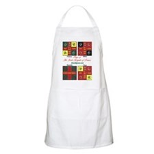 Flags of the Irish Brigade Fr-BBQ Apron