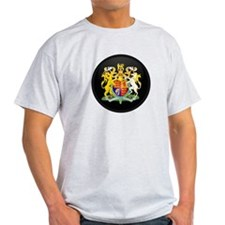 Coat of Arms of United Kingd T-Shirt