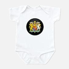 Coat of Arms of United Kingd Infant Bodysuit