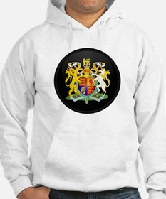 Coat of Arms of United Kingd Hoodie