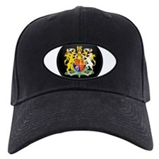 Coat of Arms of United Kingd Baseball Hat