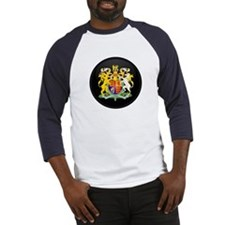 Coat of Arms of United Kingd Baseball Jersey