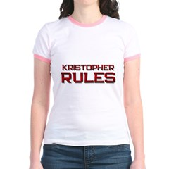 kristopher rules T