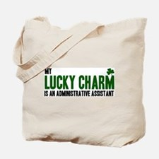Administrative Assistant luck Tote Bag