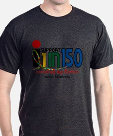 I Support 1 In 150 & My Sisters T-Shirt