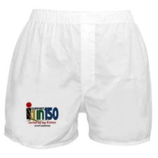 I Support 1 In 150 & My Sisters Boxer Shorts