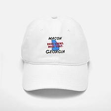 macon georgia - been there, done that Baseball Baseball Cap