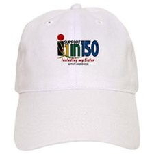 I Support 1 In 150 & My Sister Baseball Cap