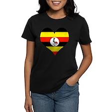 I Love uganda Tee