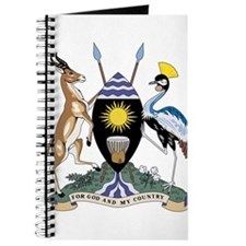 uganda Coat of Arms Journal