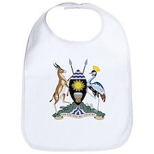 uganda Coat of Arms Bib