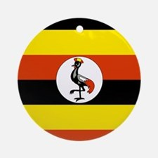 Ugandan Ornament (Round)