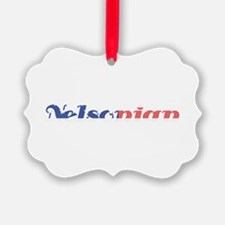 Nelsonian Ornament
