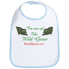 I'm one of The Wild Geese - Snap Bib
