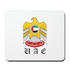 arab Coat of Arms Seal Mousepad