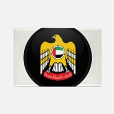 Coat of Arms of UAE Rectangle Magnet