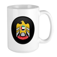 Coat of Arms of UAE Mug