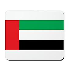 UAE Flag Mousepad