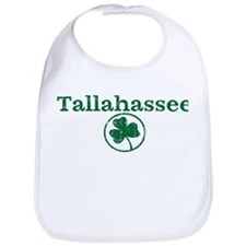 Tallahassee shamrock Bib