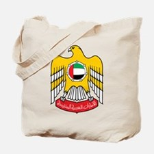 UAE Coat of Arms Tote Bag