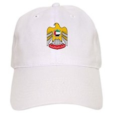 UAE Coat of Arms Baseball Cap