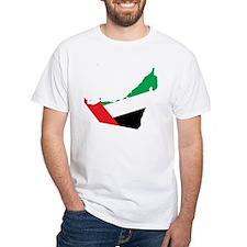 UAE Flag Map Shirt