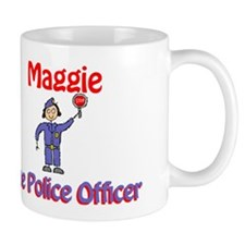Maggie - Police Officer Mug