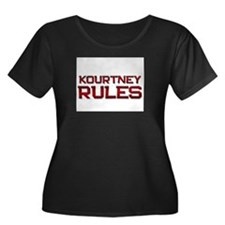 kourtney rules T