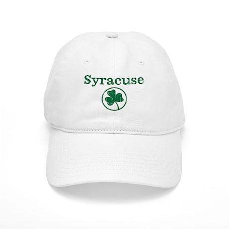 Syracuse shamrock Cap