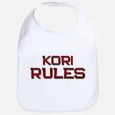 kori rules Bib
