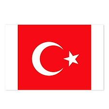 Turk Postcards (Package of 8)