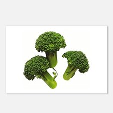 Broccoli Postcards (Package of 8)
