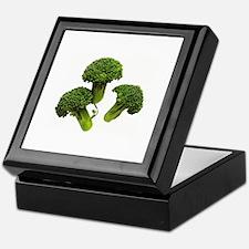 Broccoli Keepsake Box