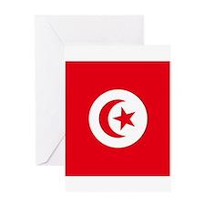 Tunisian Greeting Card