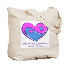 TG Day of Remembrance Tote Bag