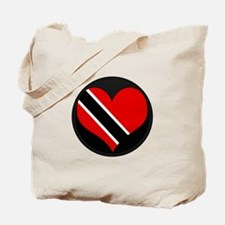 I love trinidad and tobago Tote Bag
