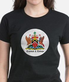 Trinidadian Coat of Arms Seal Tee