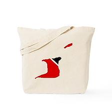 trinidad and tobago Flag M Tote Bag