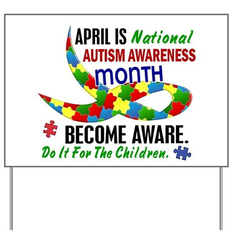 Autism Awareness Month 331 Yard Sign By Awarenessgifts. Rawatan Signs Of Stroke. Colored Signs. Theatre Hd Wallpaper Signs Of Stroke. Ideal Signs. Ticket Office Signs Of Stroke. Cocktail Party Signs. Youtuber Signs. Okay Signs Of Stroke