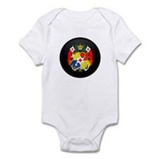 Coat of Arms of Tonga Infant Bodysuit